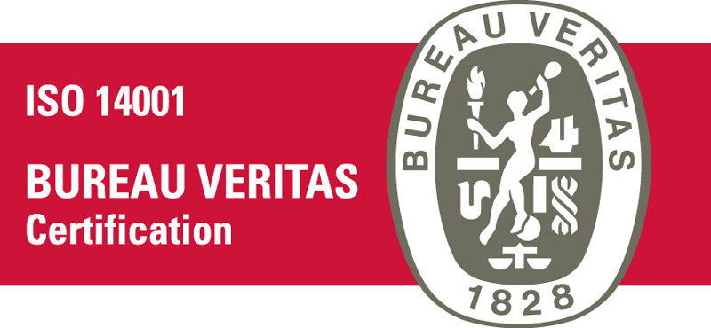 BV Certification ISO14001